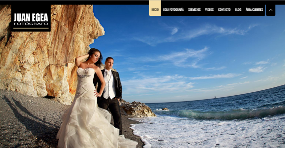 Nueva Página Web de Juan Egea Fotógrafo