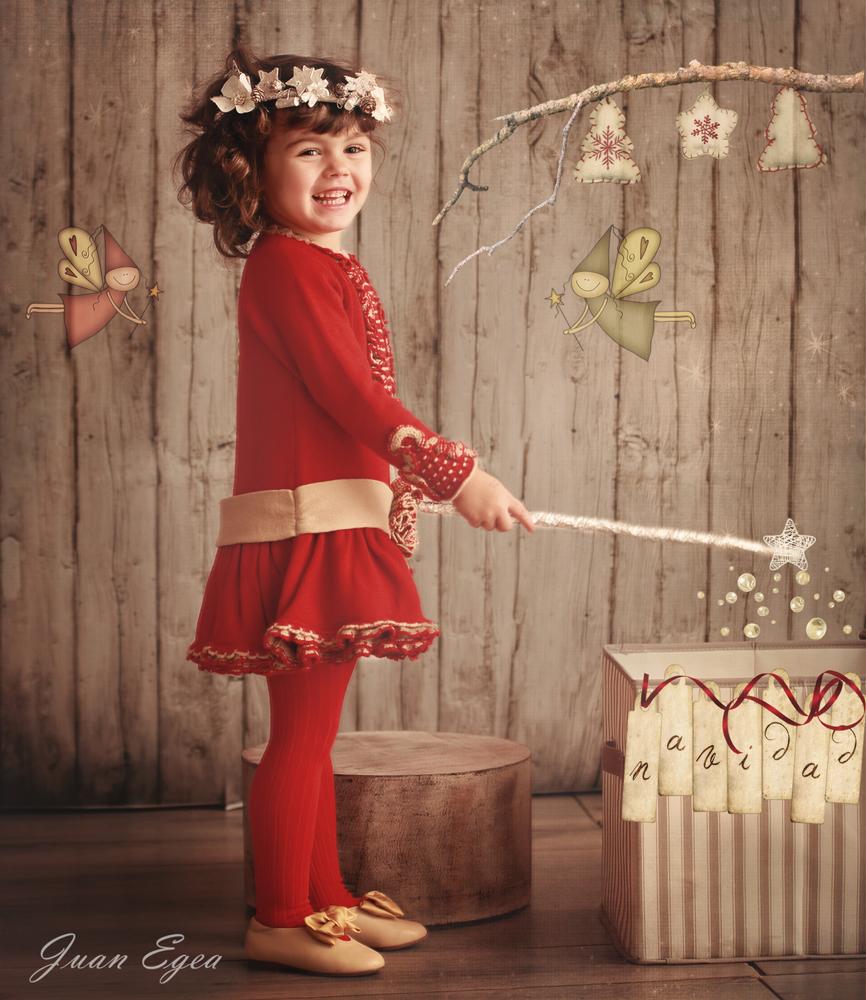 Bienvenidos a la Magia de la Navidad